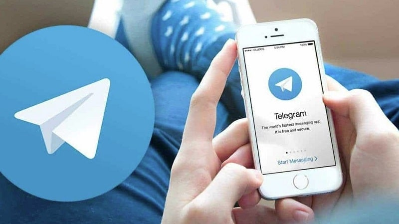 telegram su telefono dual sim