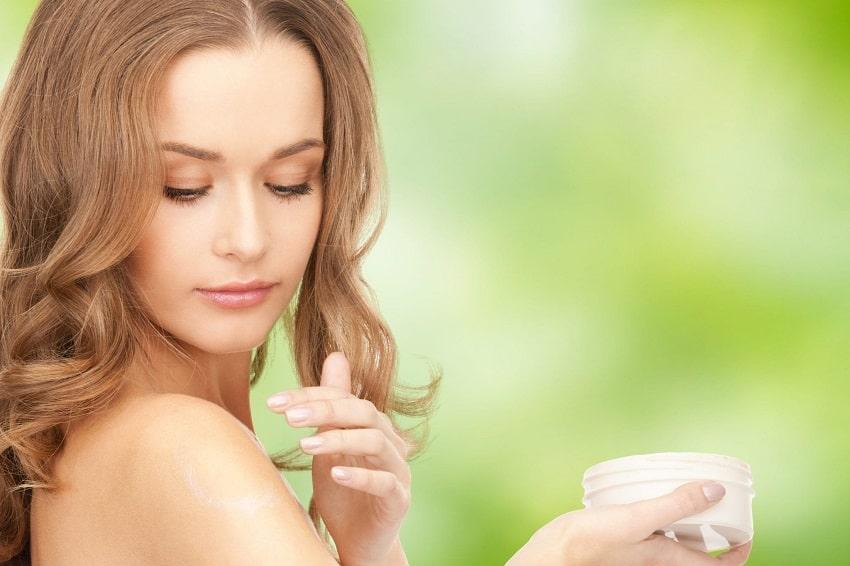 cura della pelle con rimedi naturali