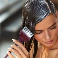come tingere i capelli