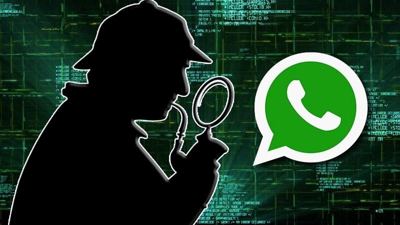 messaggi spiati su whatsapp