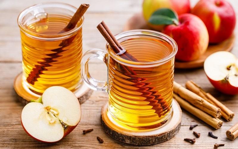 sidro di mele fatto in casa