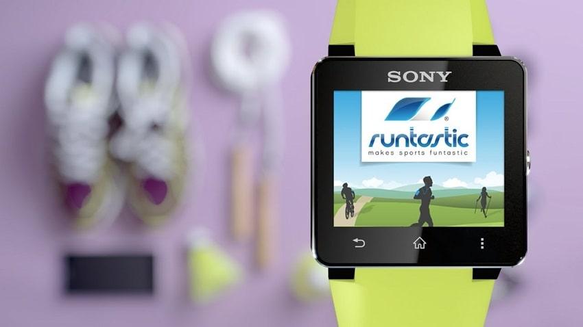 runtastic per smartwatch