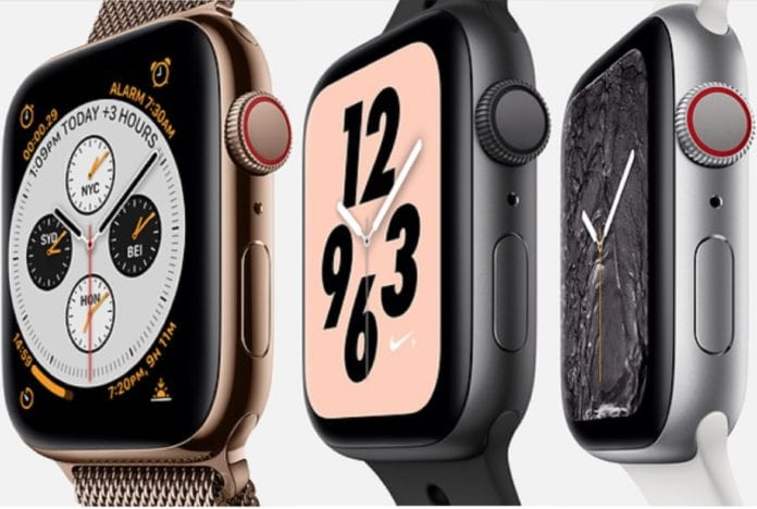 app su apple watch