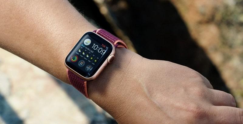 smartwatch saturimetro