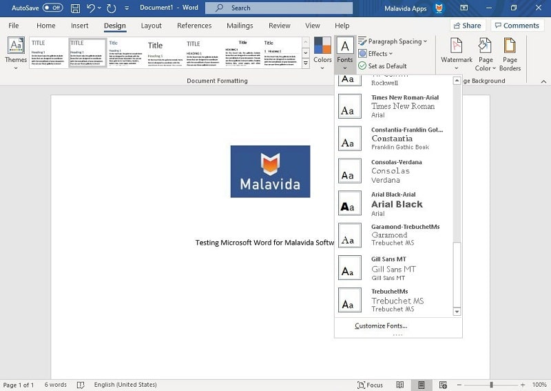 word gratis per windows