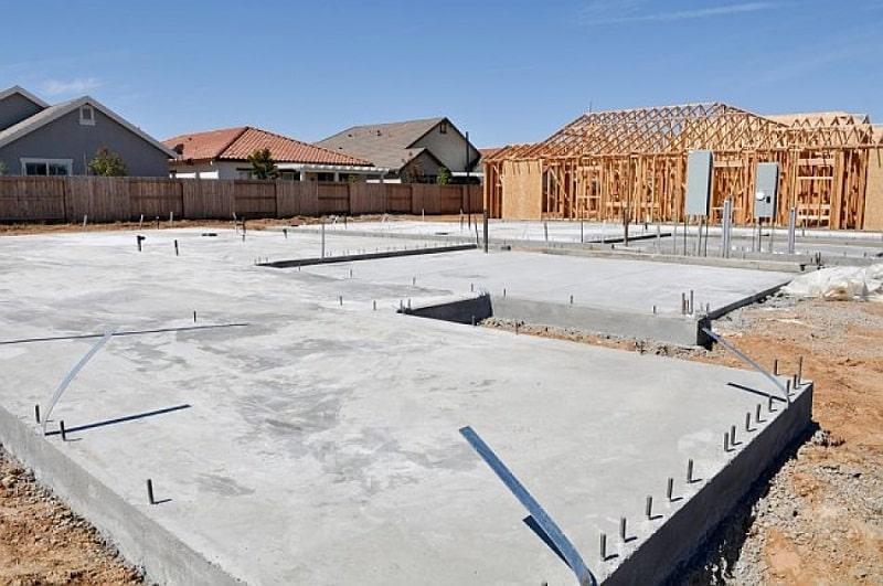 fondazioni della casa di legno