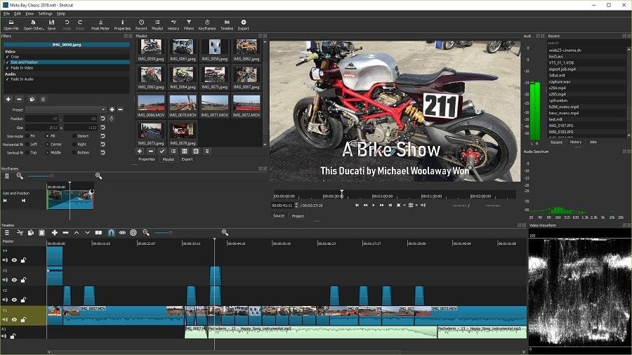 editare video su windows