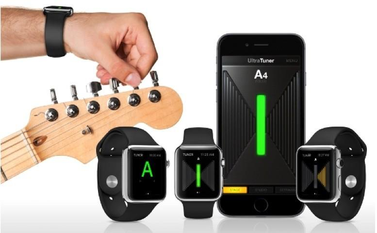 accordatore chitarra app