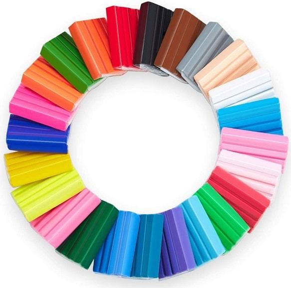 colori pasta fimo