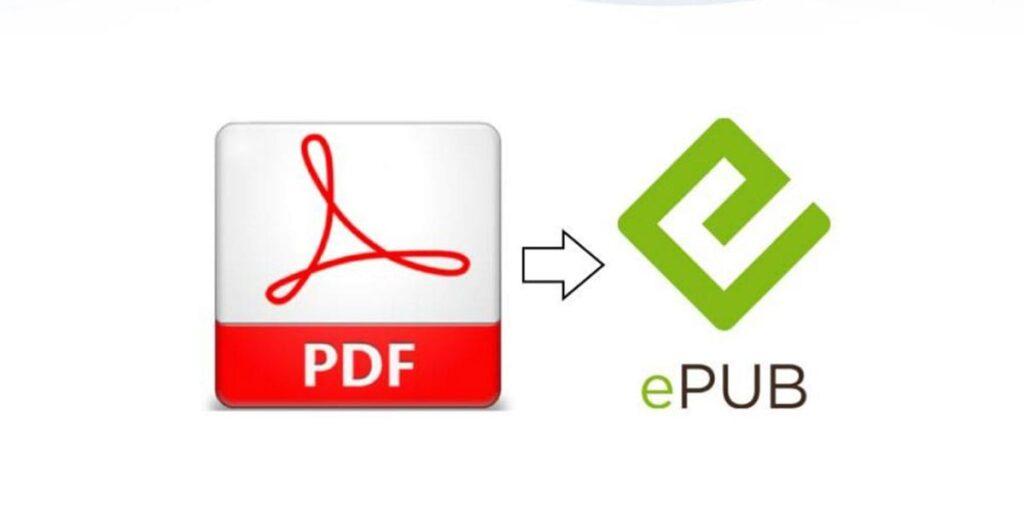 da pdf a epub