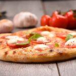 ricetta della pizza margherita