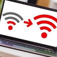 aumentare segnale internet con il ripetitore wifi