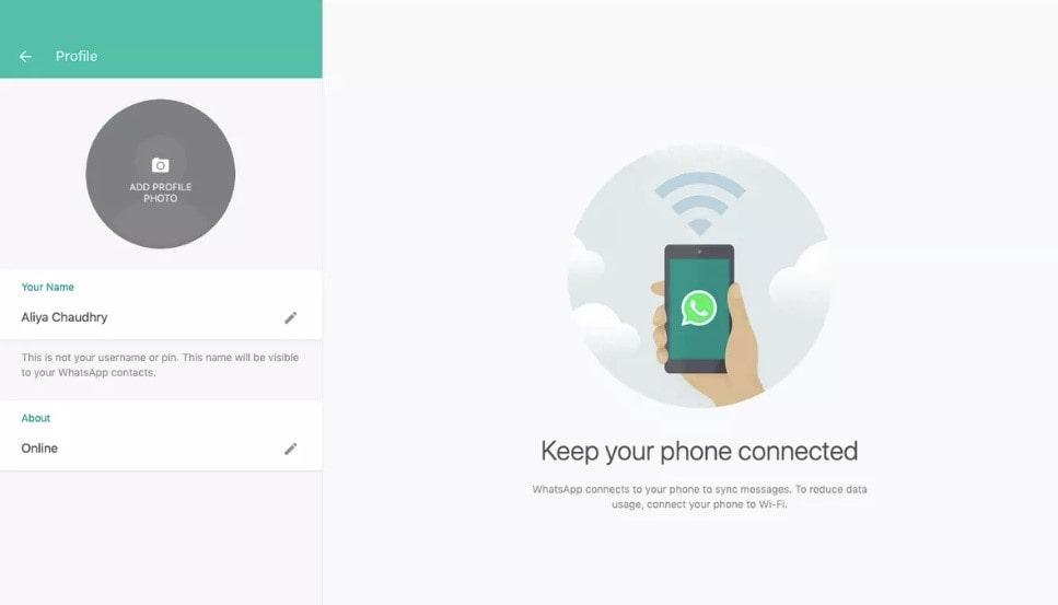 WhatsApp PC per Windows e MAC