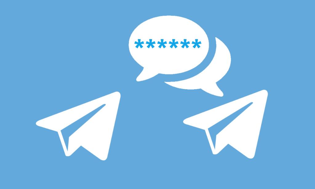 messaggi segreti su telegram