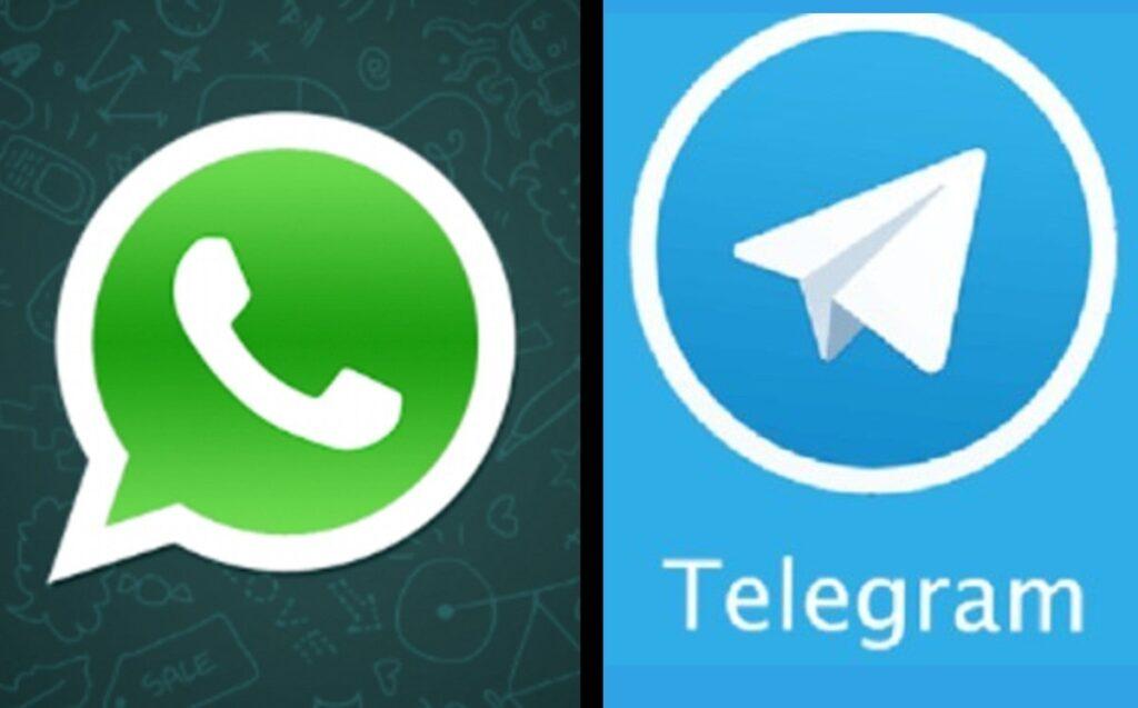 spostare chat da whatsapp a telegram