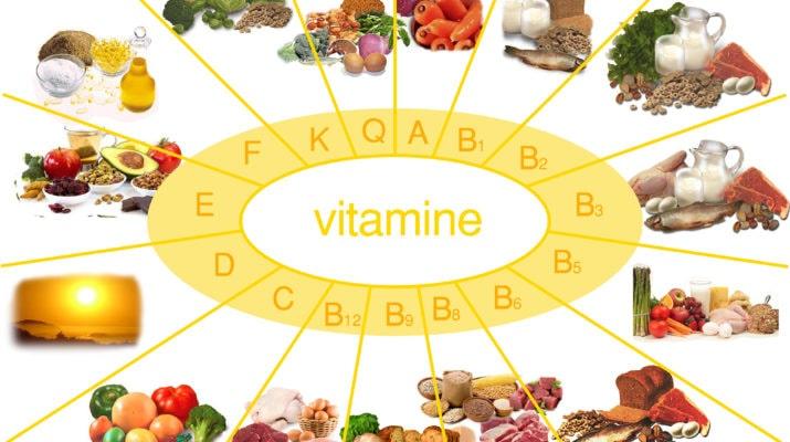 vitamine in gravidanza