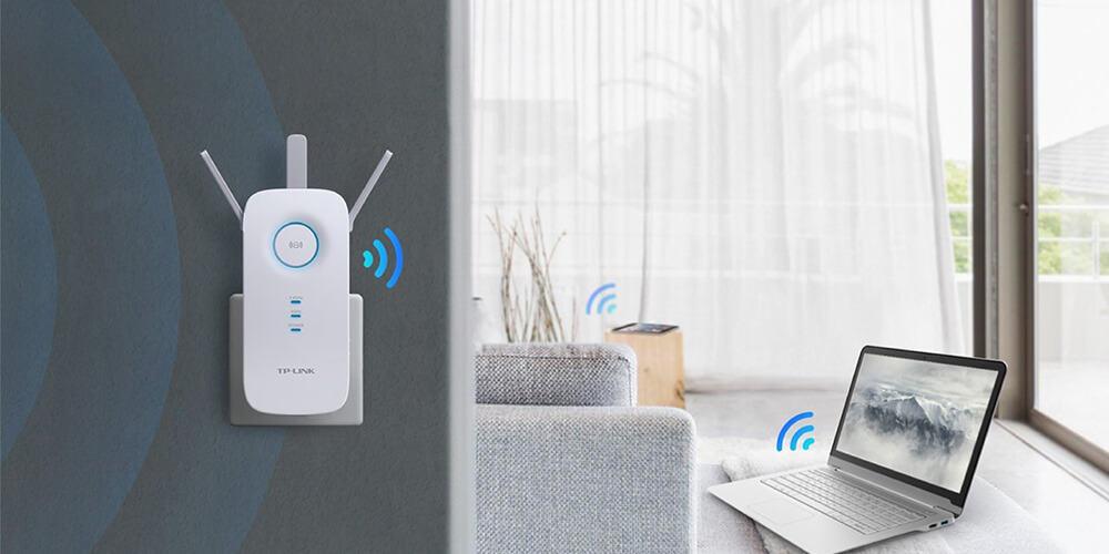 come estendere il segnale wifi