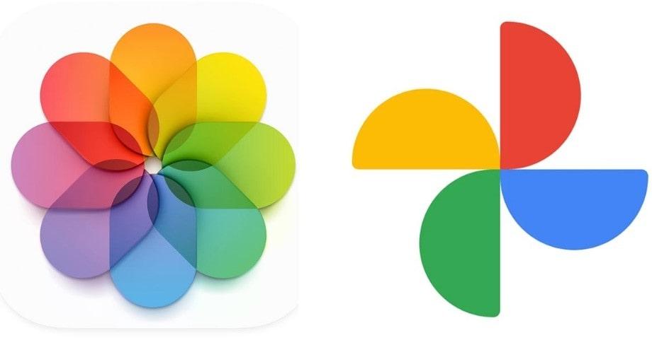 procedura per trasferire foto da icloud a google foto
