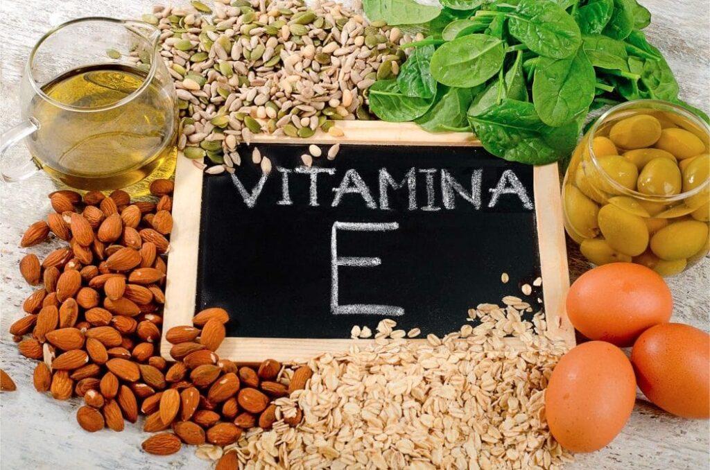 assumere vitamina e
