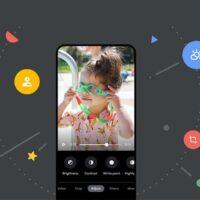 ritagliare e modificare foto con smartphone android