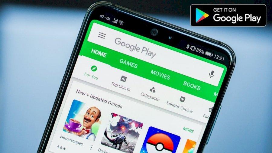 aggiornare le app su android