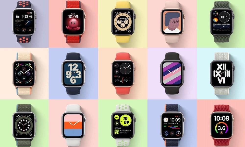 trovare quadranti apple watch