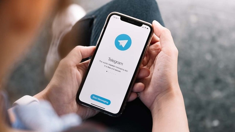 chat segreta su telegram