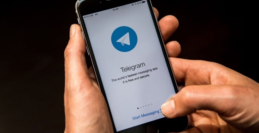 guida telegram