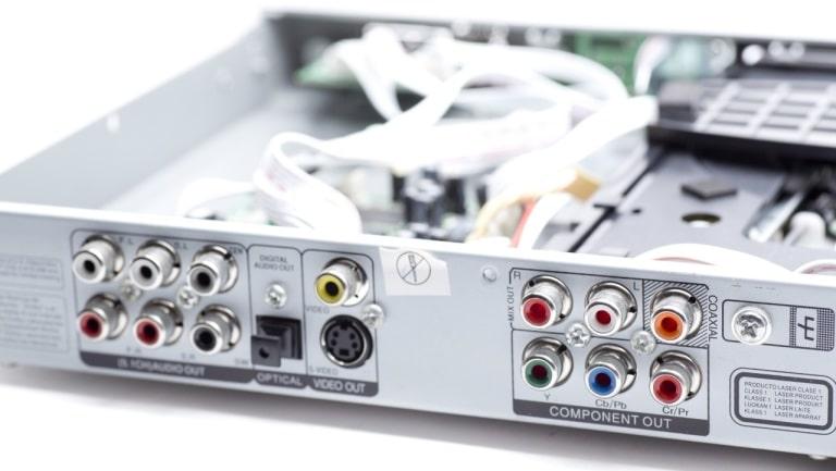 uscite videoregistratore