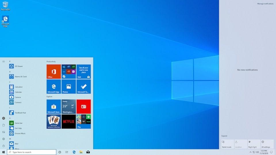 aprire impostazioni windows 10