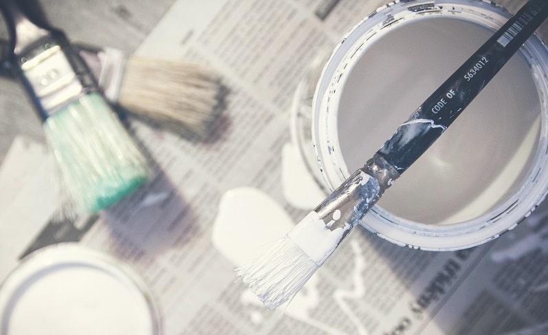 pittura naturale