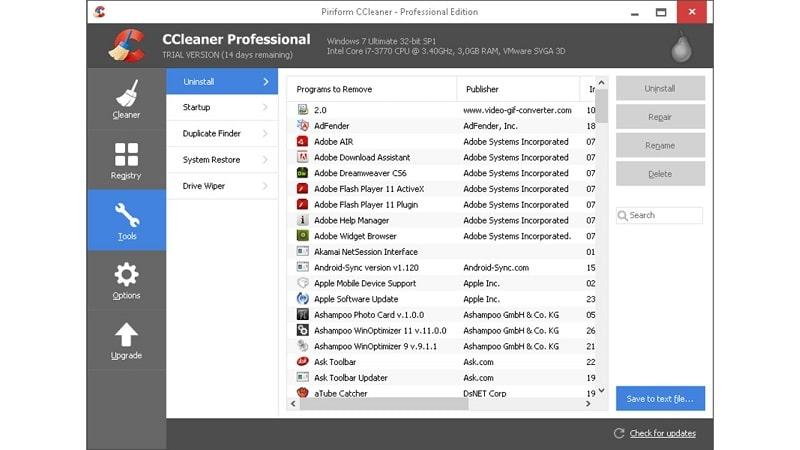 ccleaner gratis download