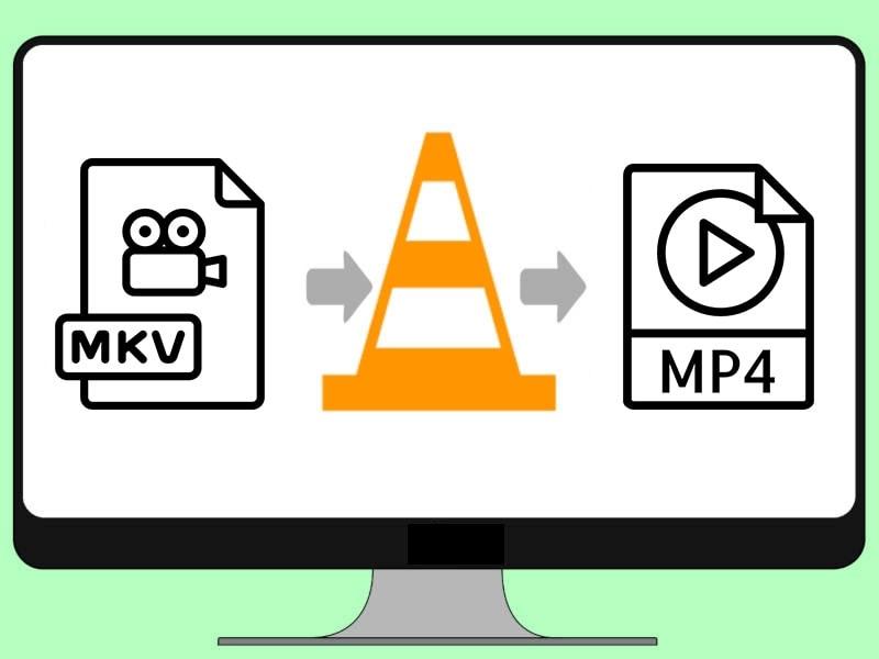 convertire file mkv in mp4 con vlc