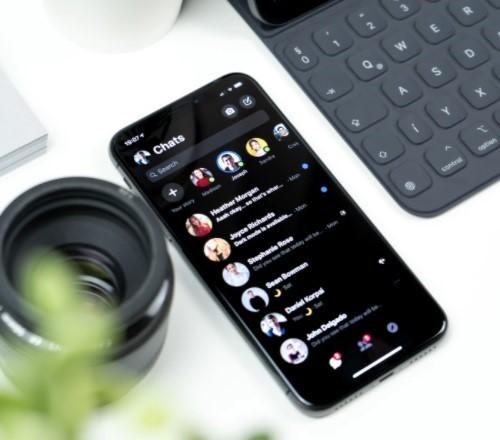 chat archiviate su messenger